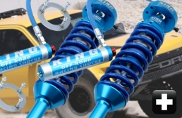 Ford Raptor King Shocks